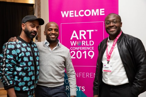 Art World Conference April 2019 at New York Law School; Photo credit Alexa Hoyer