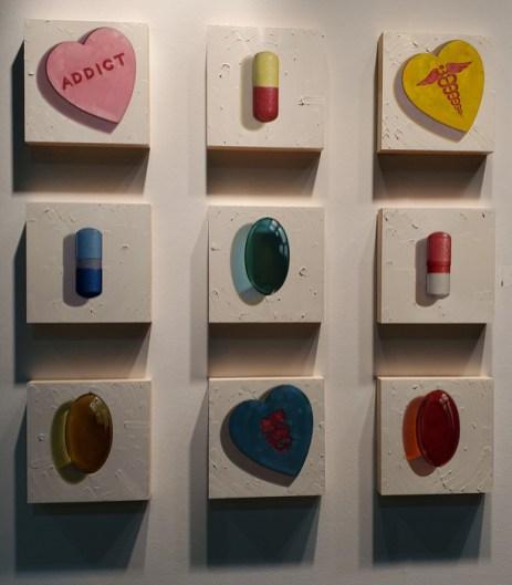 LA Art Show, LA Convention Center; Photo credit Kristine Schomaker