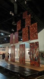 Gronk. LA Art Show, LA Convention Center; Photo credit Kristine Schomaker