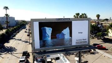 Luciana Abait, The Billboard Creative 2020 Show; Image courtesy of The Billboard Creative