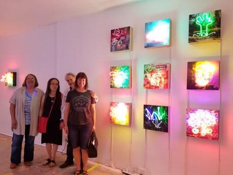 Linda Sue Price. TAG Gallery; Photo credit Kristine Schomaker