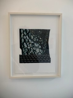 Carole Silverstein, snakeskin, in your thousand other forms, Gallery 169; Photo credit Sydney Walters