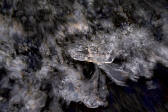 L. Aviva Diamond, Light Stream, LAAA/Gallery 825; Image courtesy of the artist