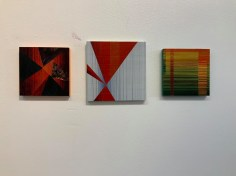 Maggie Tennesen, New Work, Michael Stearns Studio at The Loft; Image courtesy of the gallery