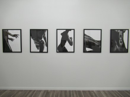 Mariah McKenzie, Blackness, Wonzimer Gallery; Photo credit Gary Brewer