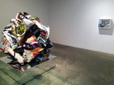 Tm Gratkowski. Paper Delirium. Walter Maciel Gallery. Photo credit Kristine Schomaker