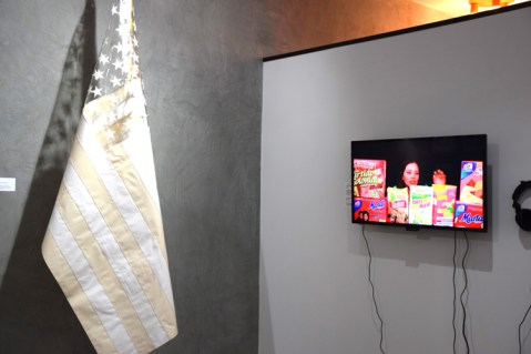 State of the Union. Brainworks Gallery. Photo Credit Kristine Schomaker
