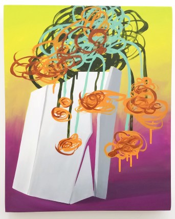 Giphy 2. Lisa Adams, Petrichor at CB1 GalleryLisa Adams, Petrichor at CB1 Gallery. Photo Credit Jacqueline Bell Johnson.