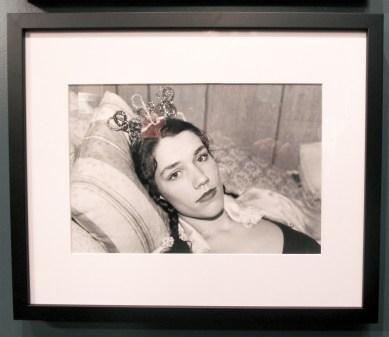 Melinda Fay. New Year's Eve 2. Girl Crush at The Good Eye Gallery. Photo Courtesy of Patrick Quinn.