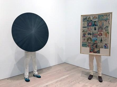 John Riepenhoff. 2017 Whitney Biennial. Whitney Museum of American Art, New York City, New York. Photo Credit Mario Vasquez.