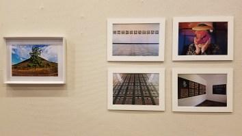 Mikio Kawasaki Photographic Series. Parallels: Medicine = Art. Crafton Hills College Art: Eyes on Healing. Crafton Hills College Art Gallery. Photo Credit Jacqueline Bell Johnson.