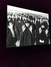 Shirin Neshat. The Broad. Photo Credit Kristine Schomaker