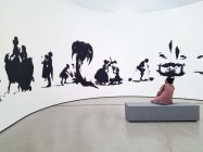 Kara Walker. The Broad. Photo Credit Kristine Schomaker