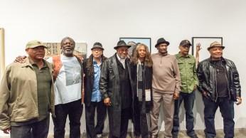 ICONIC: Black Panther. Gregorio Escalante Gallery, Los Angeles, CA. Photo Courtesy of April Geg Birdman.