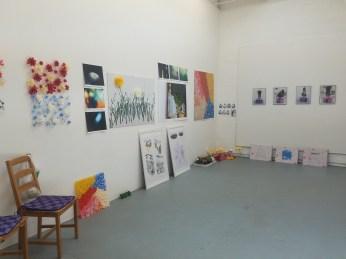 Denisse Leung. Claremont Graduate University MFA Open Studios. Photo Credit Jacqueline Bell Johnson.