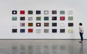Mai-Thu Perret, Féminaire, May 19 – July 1, 2017, David Kordansky Gallery, Los Angeles, CA, Installation view. Photo Courtesy of David Kordansky Gallery.