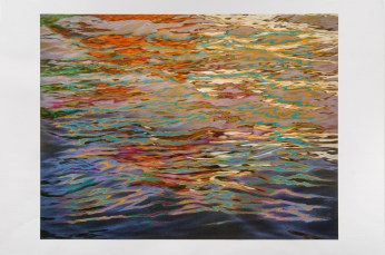 "Nancy Mooslin. ""Crossing Boundaries"" Huntington Beach Art Center. Photo Courtesy of the Artist."