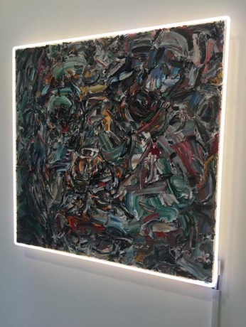 Salt of the Earth. Vanessa Prager: Ultraviolet. Richard Heller Gallery, Santa Monica, CA. Photo Credit Amy Kaeser.