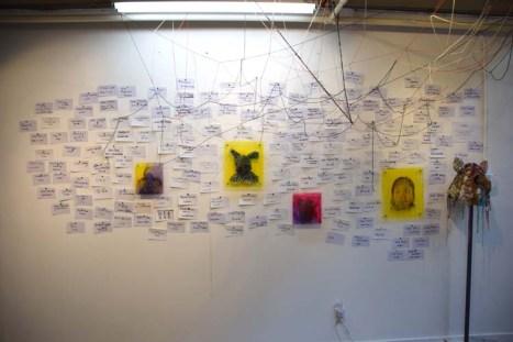 Diane Williams. My America. Shoebox Projects. Photo Credit Kristine Schomaker