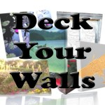Deck Your Walls Zazzle store button. Click to visit and shop.