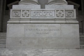 The Stephen A. Schwarzman Building, New York Public Library