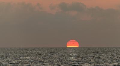 Friday sunrise in Palm Beach