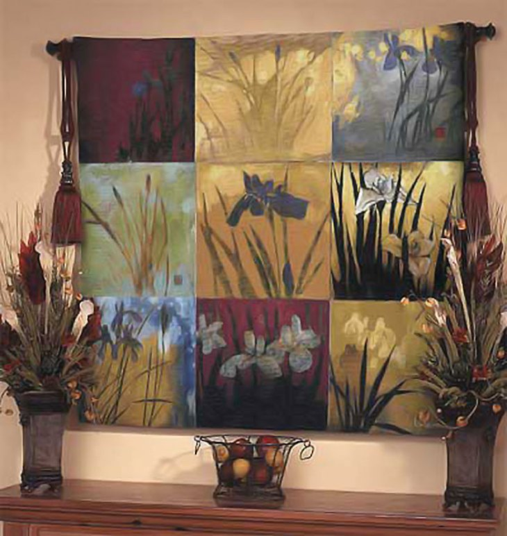 Hanging a Wall Tapestry