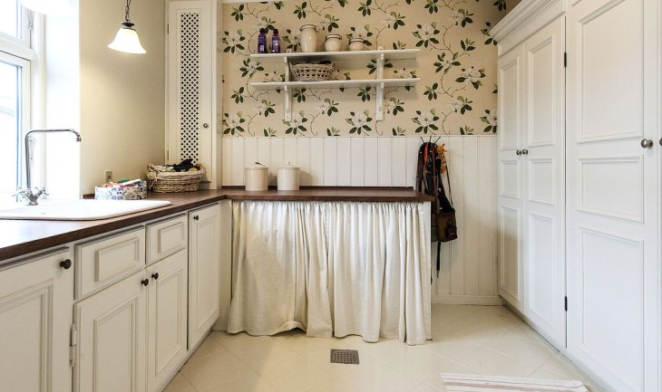 25 Decor Tips to Make a Small Space Feel Bigger: Storage Cupboards