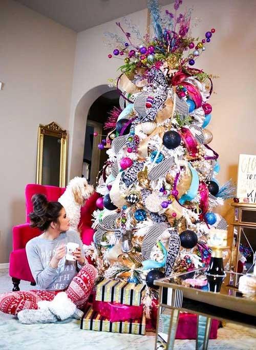 Christmas Extravaganza Tree