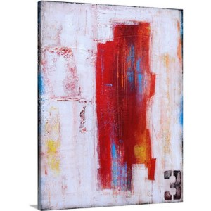 District 3 by Erin Ashley Art Print on Canvas