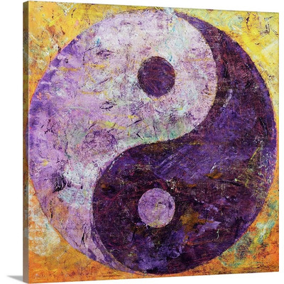 Yin Yang By Michael Creese Art Print On Canvas Art Home