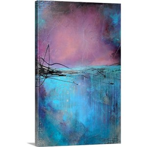 Smugglers Cove by Erin Ashley Art Print on Canvas
