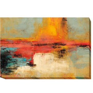 Acertijo Oil Art Print on Gallery Wrapped Canvas | Brayden Studio