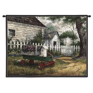 "Antique Wagon | 26"" x 34"" 
