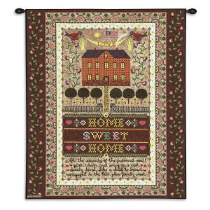 """Charles Wysocki Home Sweet Home 