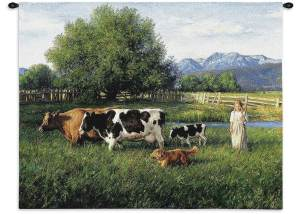 "Country Girl | 34"" x 26"" 