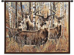 "Sudden Encounter | 34"" x 26"" 