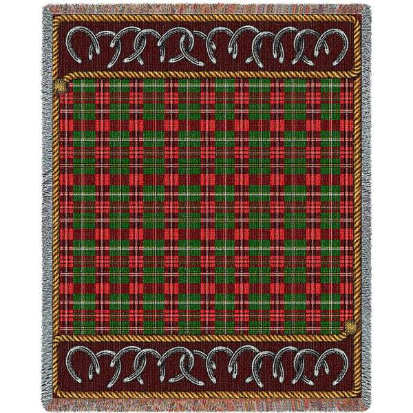 Bridle Path | Tapestry Blanket | 54 x 70