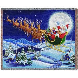 Christmas Magic | Christmas Seasonal Throw Blanket