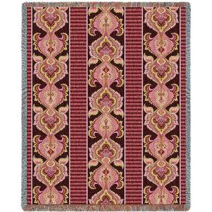 Ivy Rose | Tapestry Blanket | 53 x 70