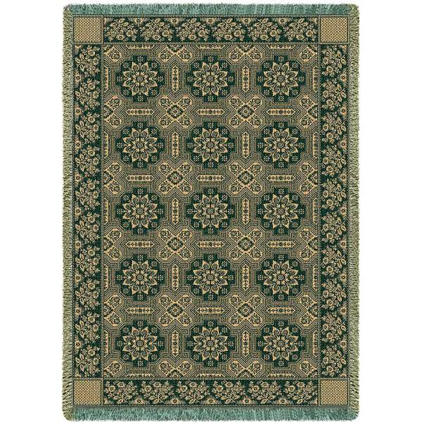 1845 Quilt Hunter | Afghan | 48 x 69