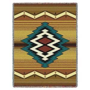 Maimana Southwestern | Throw Blanket