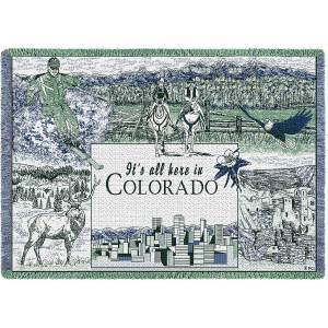 Colorado | Afghan Blanket