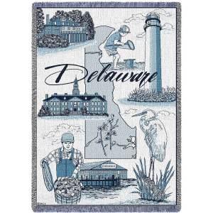 Delaware | Afghan Throw