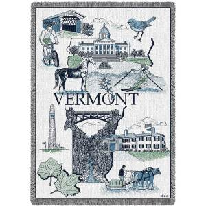Vermont | Afghan Throw