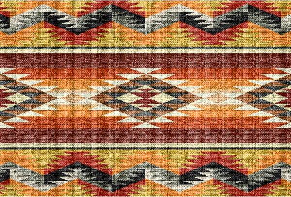Apache Earth | Southwest Tapestry Placemats