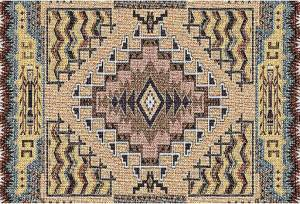Southwest Butte Clay | Southwest Tapestry Placemats
