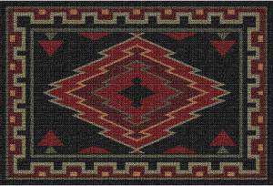 Taos | Southwest Tapestry Placemats | 13 x 18
