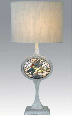 Cameo Dragonfly Lighted Base Decorative Lamp
