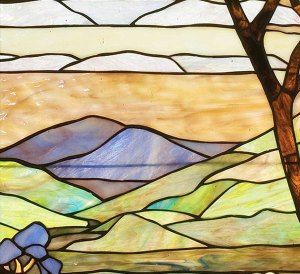 Stained Glass Panels & Windows